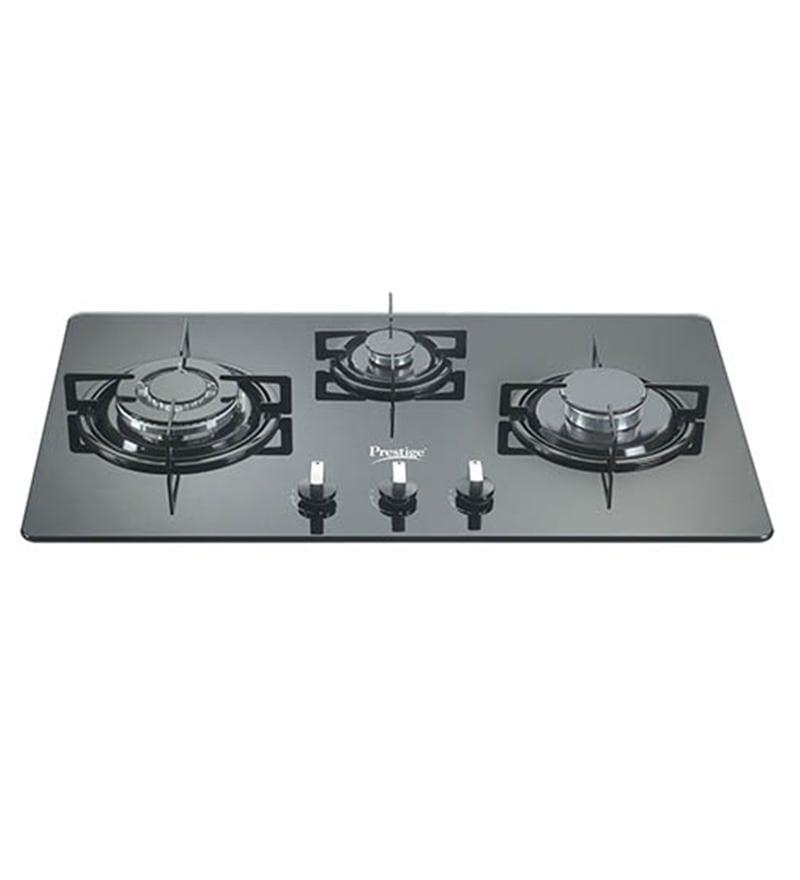 Prestige Royal Kitchen GH03 DLX 3 Burner Hob