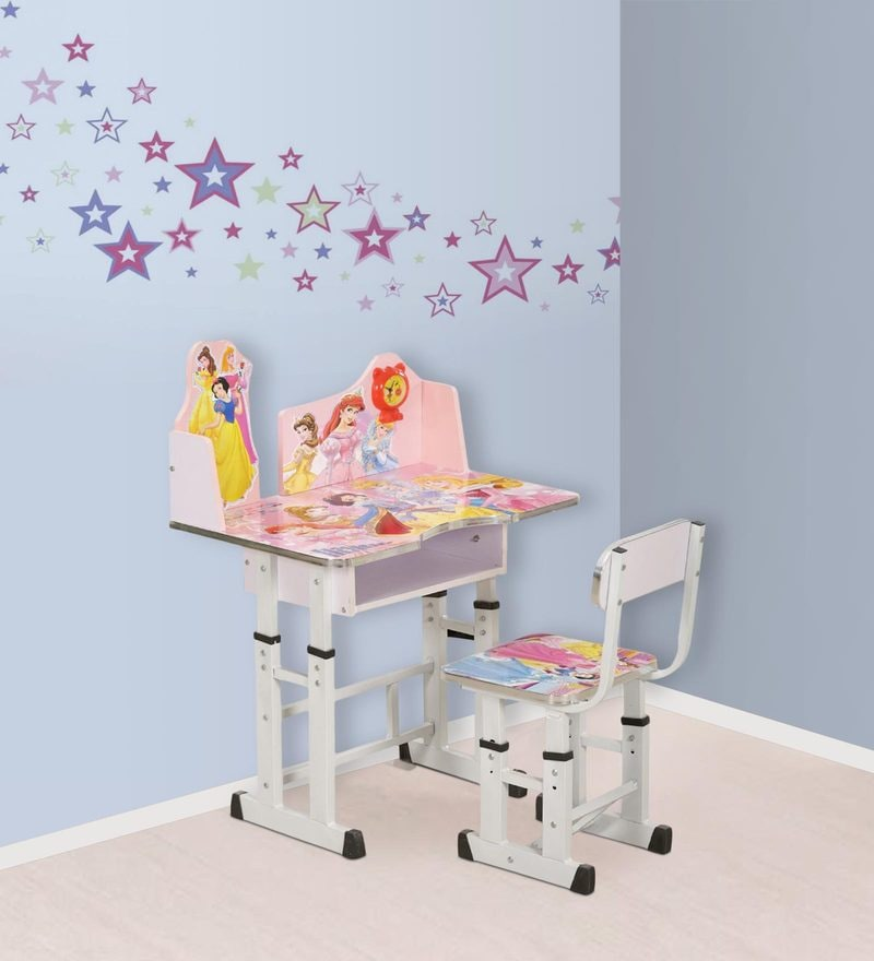 Princess Study Desk & Chair Set by Royal Oak