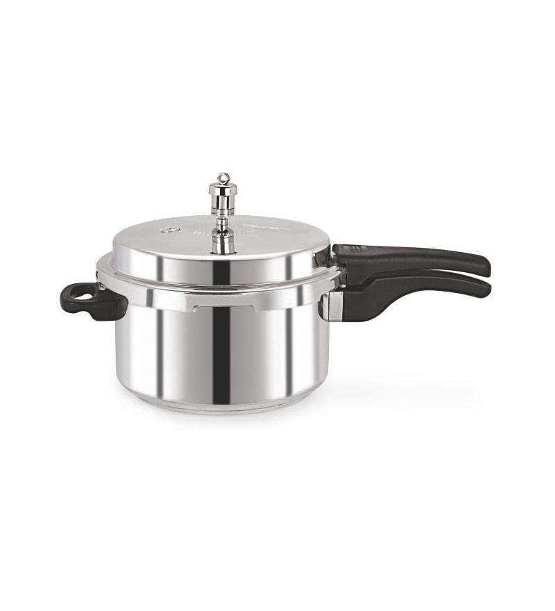 Pristine Aluminium 5 L Pressure Cooker