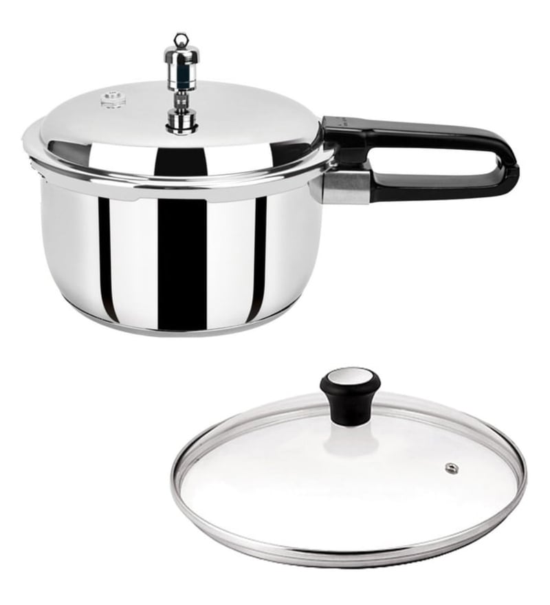 d8c81095598 Buy Stainless Steel Pressure Cooker- 3 Ltr Online - Pressure Cookers ...