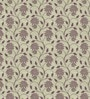 Presto Brown Jacquard Floral Door Curtain