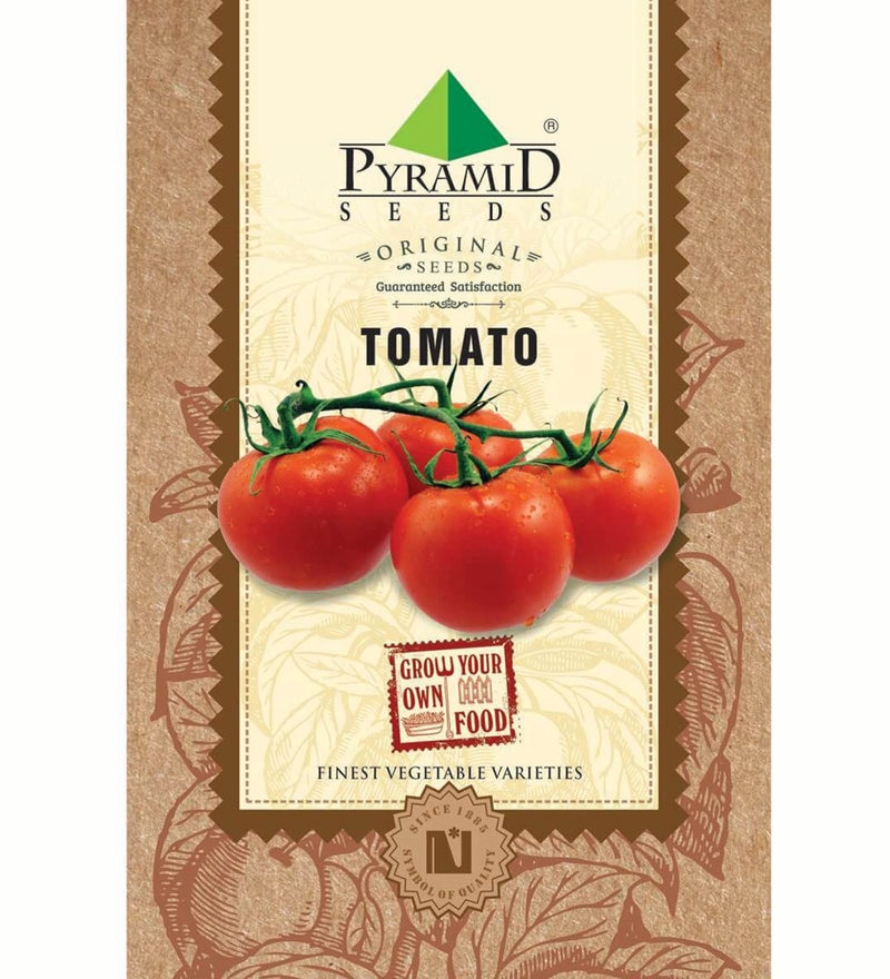 Tomato Seeds by Pyramid Seeds