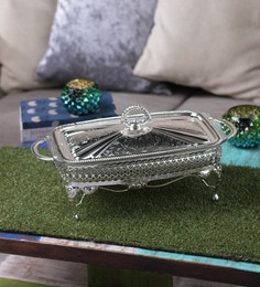 Queen Anne Silver Plated Casserole - 1271518