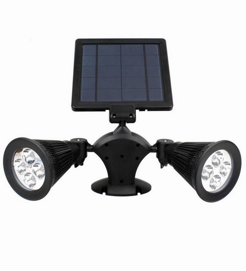 400LM Bright Solar Led Spotlight by Quace