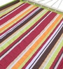 Quilted Hammock Single in Multicolour by Slack Jack