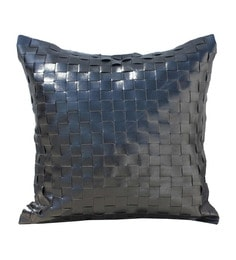 R Home Blue Blend 16 X 16 Inch Designer Cushion Covers - Set Of 2