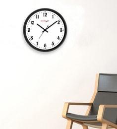 Random Black Plastic 12 X 2 X 12 Inch Smart Wall Clock