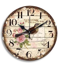 Buy Eclectic Clocks Online In India Best Prices Pepperfry