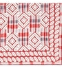Ratan Jaipur Red Cotton Queen Size Quilt