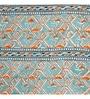 Ratan Jaipur Turquoise Fabric Dohar