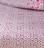 Multicolour Cotton Queen Size Bedsheet - Set of 3 by Raymond Home