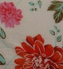 Raymond Home Reds Nature & Florals Cotton Queen Size Dohar