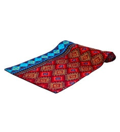 Reinvention Factory Multicolour Table Runner With Killim Design
