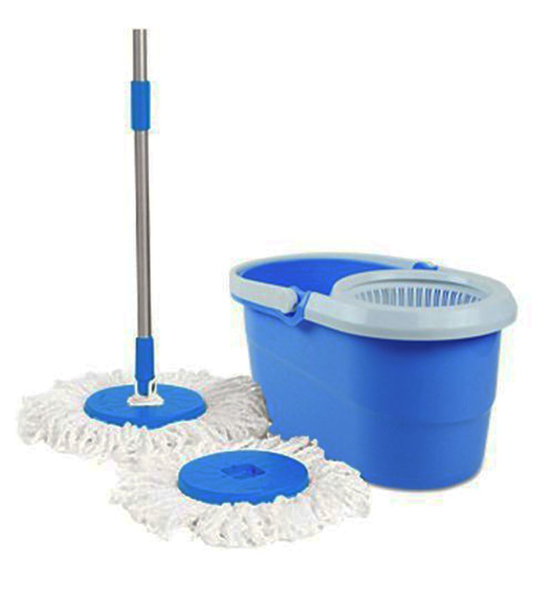 Reflection Easy Magic Floor Mop with Plastic Dryer