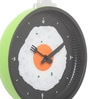 RedNBrown Multicolour Metal 7.5 x 14 Inch Pan Wall Clock