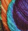 Reme Multicolour Cotton King Size Peacock Designer Quilt
