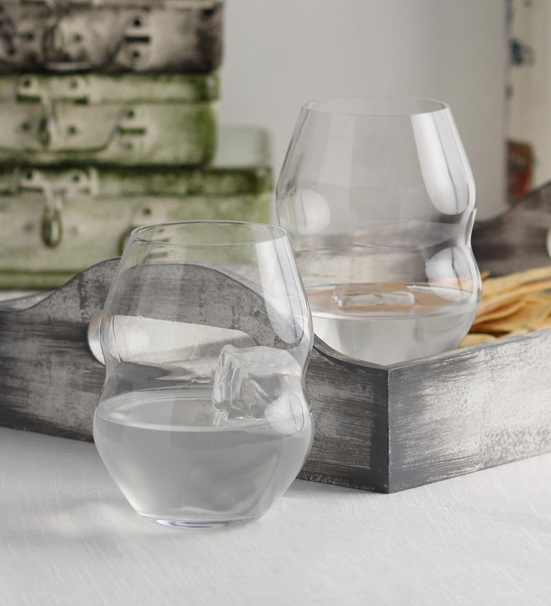 Riedel 580 ML Swirl Red Wine Glass - Set of 4