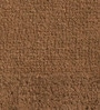 Riva Carpets Beige Cotton Rectangular 24 x 16 Inch Bath Mat