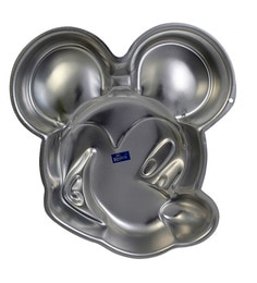 Rolex Aluminum Mickey Mouse Cake Mold