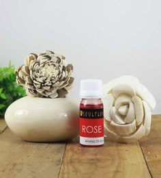Rose Pebble Reed Diffuser
