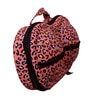 Eva Coral Pink Travel Lingerie Bag by RUBY