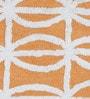 Anabella Bath Mat in Orange by Casacraft