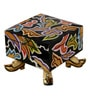Rural Craft Multicolour MDF Royal Jewellery Box with Feet