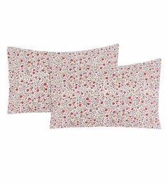 S9Home By Seasons Multicolour 100% Cotton 20 X 30 Inch Printed Pillow Cover - Set Of 2 - 1603102