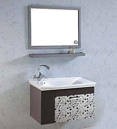 bathroom vanities buy bathroom vanity units cabinets online in rh pepperfry com  vanity washroom for sale