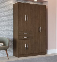 adaf1cfa232 4 Door Wardrobe Online  Buy Four Door Wardrobes for Bedroom - Pepperfry