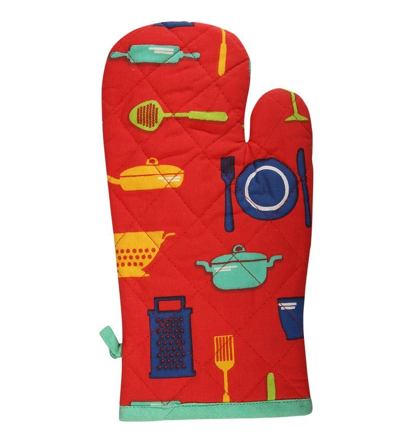 Sanjeev Kapoor Bon Appetit Scarlet Sunset Glove