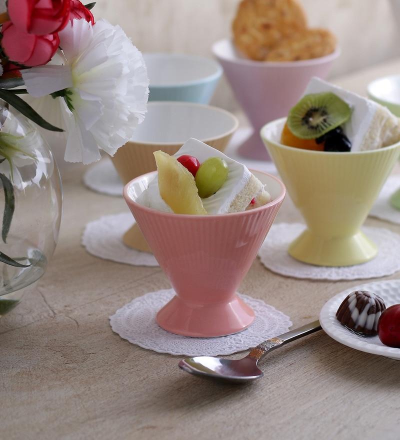 Sanjeev Kapoor's Ice Cream Cups - Set of 6
