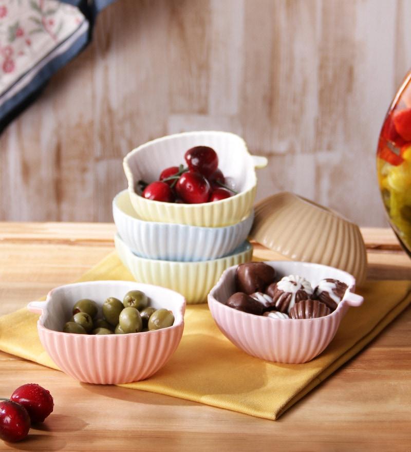 Sanjeev Kapoor's Multi Apple Bowls - Set of 6
