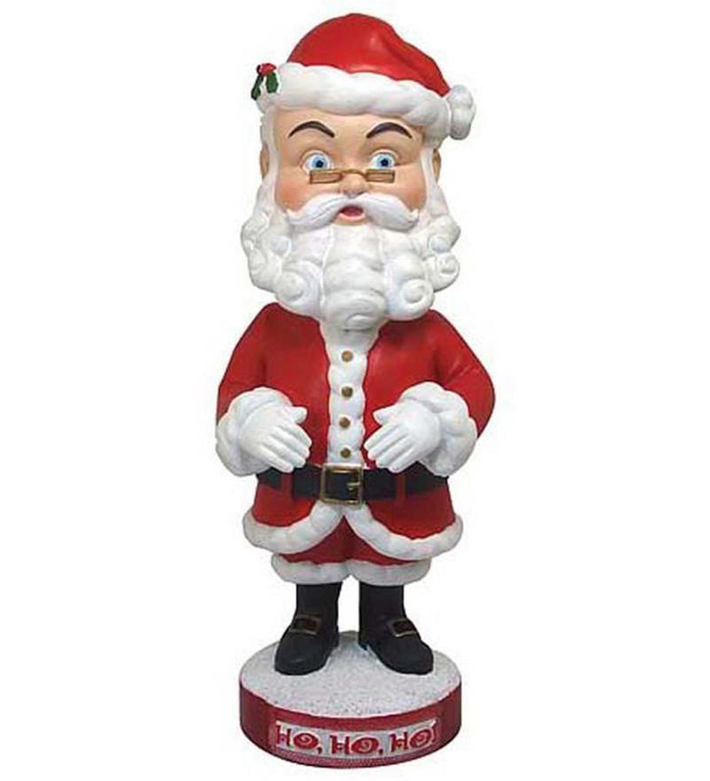Santa Claus Bobble Head by Entertainment Store