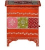 Zamya Hand Painted End Table by Mudramark