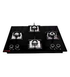 Seavy Megamax 4 Brass Burner Hob With Built In Auto Ignition