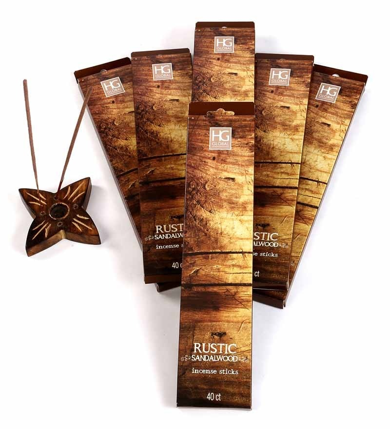 Brown Incense Stick by Hosley