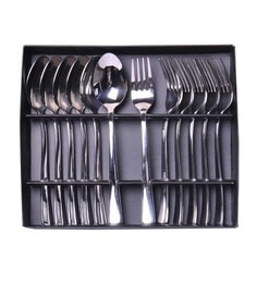 Shapes Gracia Stainless Steel Cutlery - Set  Of 12