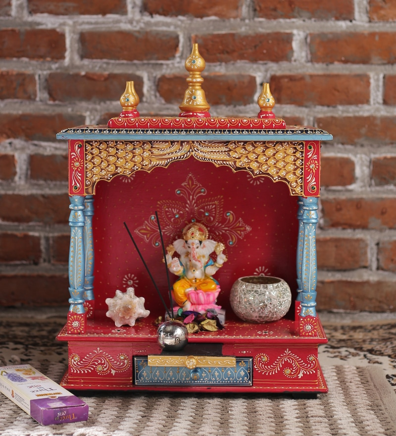 Multicolour MDF Your Room with Unique Temple by ShriNath