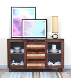 Monet Sideboard In Dual Tone Finish