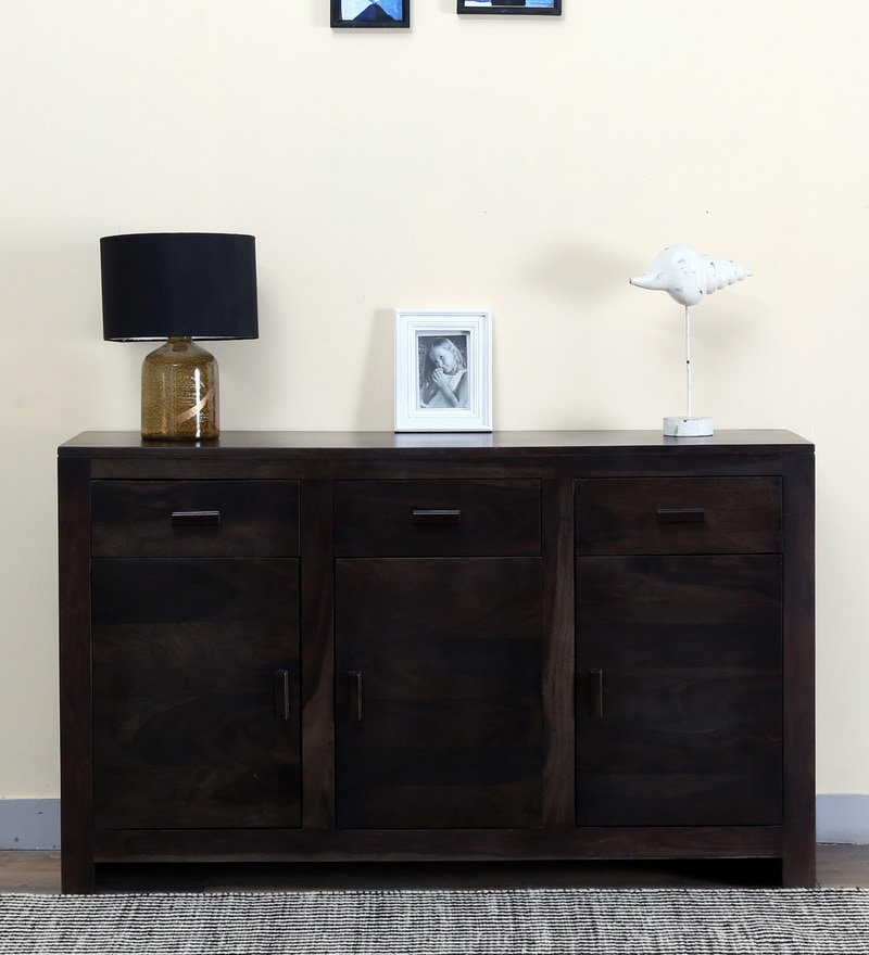 Acropolis Sideboard in Warm Chestnut Finish by Woodsworth