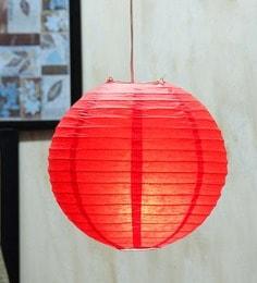 Red Paper Paper Diwali Lantern