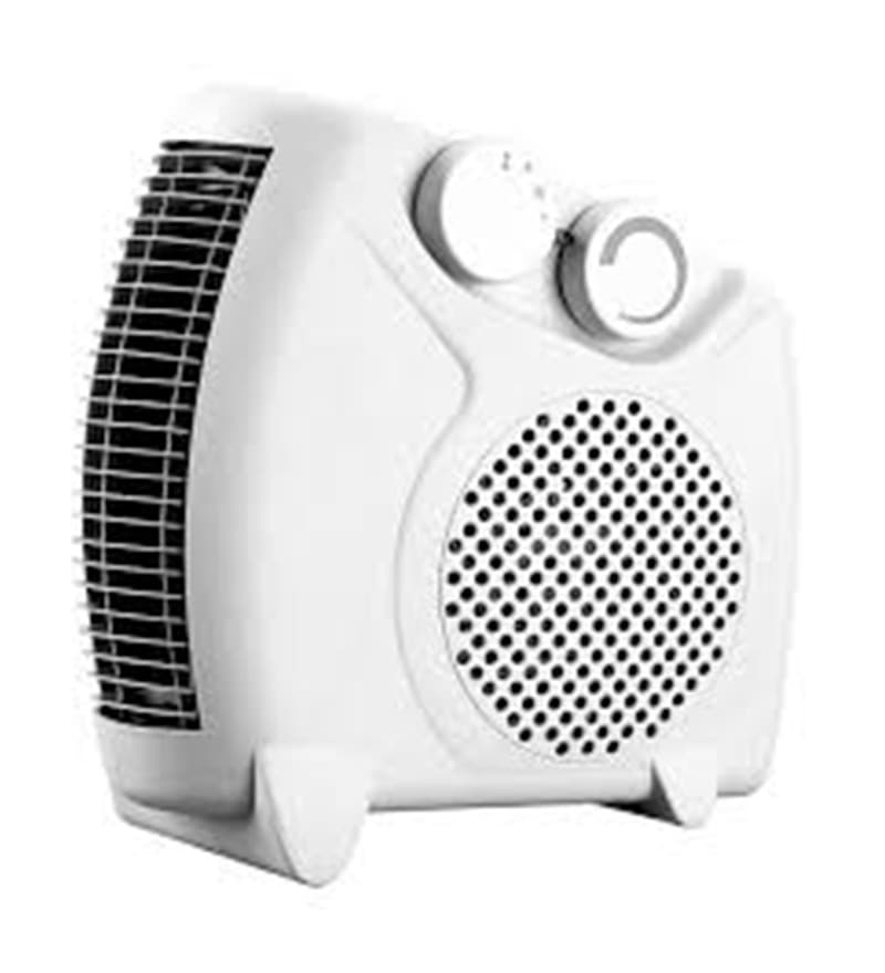 Skyline VTL 5091 White Fan Heater