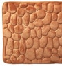 Skipper Browns Memory Foam 24 x 16 Bath Mat