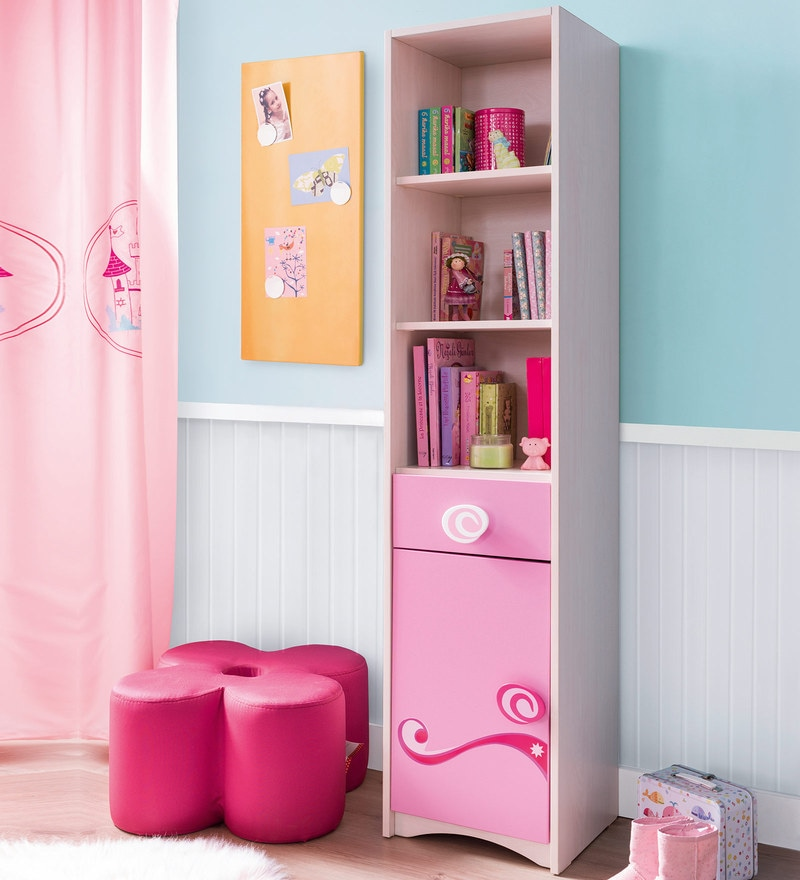 Sl Princess Bookcase by Cilek Room