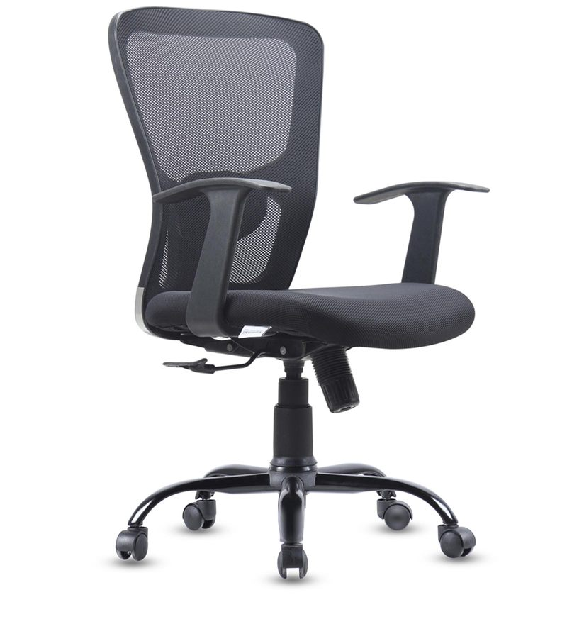 Smart Medium back Ergonomic Chairs by VOF