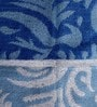 Blue Cotton 55 x 28 Bath Towel by Softweave