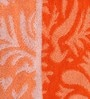 Orange Cotton Bath, Hand Towel - Set of 2 by Softweave