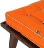 Solo Stool in Orange Colour by DwellDuo