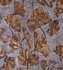 Browns Nature & Florals Cotton Single Size Quilt 1 Pc by Soma